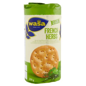Wasa, French Herbs 250 g