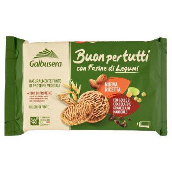 Galbusera, Buonpertutti con farine di legumi 260 g