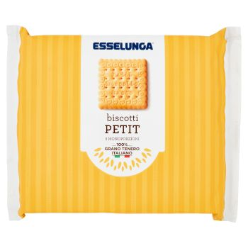 Esselunga, Petit conf. 8x62,5 g