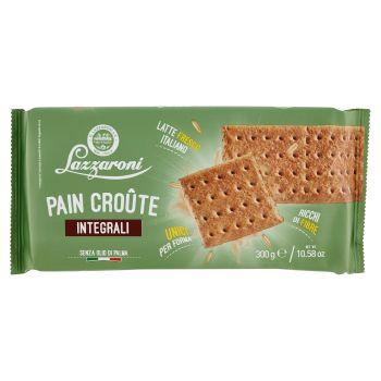 Lazzaroni, Pain croûte integrale 300 g