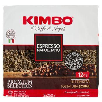 Kimbo, Espresso napoletano conf. 2X250 g