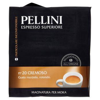 Pellini, Espresso Superiore n°20 Cremoso conf. 2x250 g