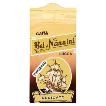 Bei & Nannini, caffè Delicato espresso 250 g