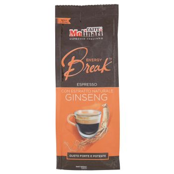 Caffè Molinari, Energy Break Espresso Ginseng 250 g