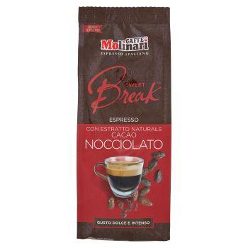 Caffè Molinari, Caffè Molinar,i Sweet Break Espresso Cacao Nocciolato 250 g