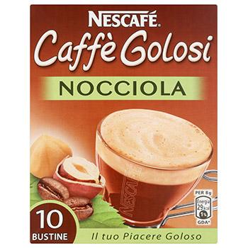 Nescafé, Gold nocciola preparato solubile conf. 10x8 g