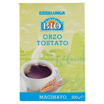 Esselunga Bio, orzo tostato macinato biologico 500 g