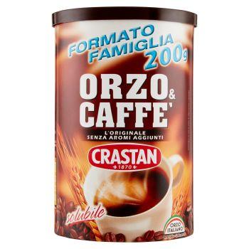Crastan, Orzo & caffè solubile 200 g