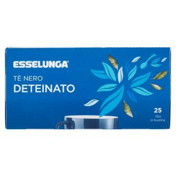 Esselunga, Tea deteinato 25 filtri 50 g