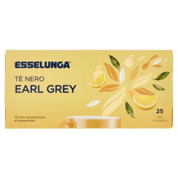Esselunga, Tea Earl Grey 25 filtri 50 g
