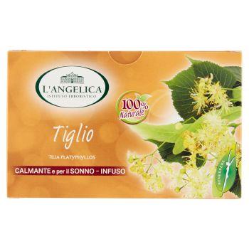 L'Angelica, Infuso Tiglio 20 filtri 27 g