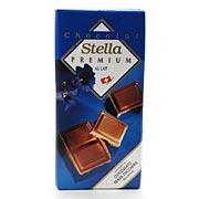 Chocolat Stella, lait milk chocolate 100 g
