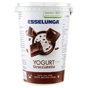 Esselunga, yogurt intero alla stracciatella 500 g