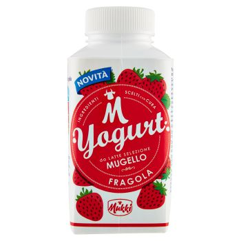 Mukki, Selezione Mugello yogurt da bere alla fragola 250 g