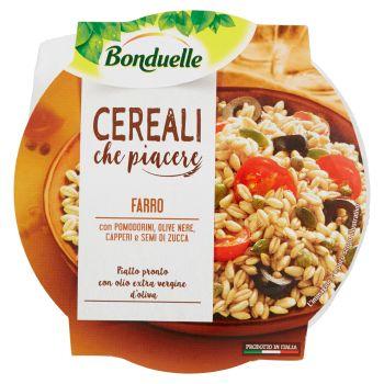 Knorr, Bonduelle, Cereali che piacere farro 200 g