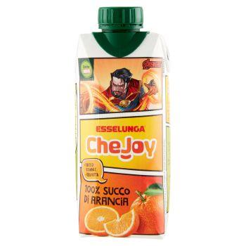 Esselunga CheJoy, 100% succo di arancia 330 ml