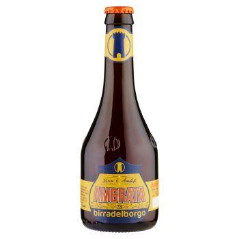 Birra del Borgo, Birradelborgo, Ambrata birra 33 cl