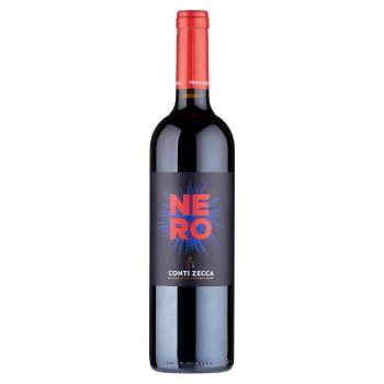 Conti Zecca, Nero 75 cl
