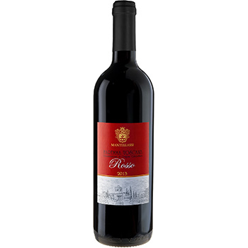 Mantellassi, Maremma Toscana DOC rosso 75 cl