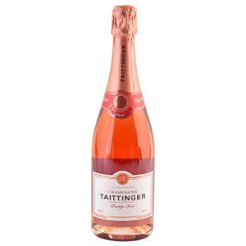 Taittinger, Champagne Rosé brut 75 cl