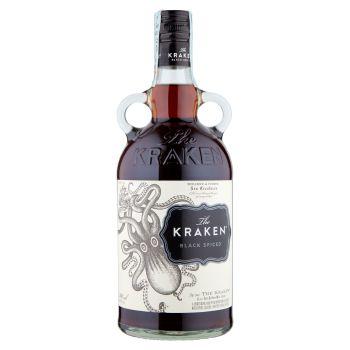 The Kraken, Black Spiced Rum 70 cl