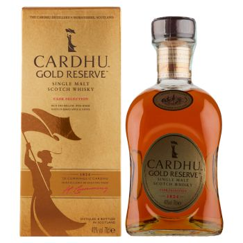 Cardhu Gold, Reserve Single Malt Scotch Whisky 70 cl
