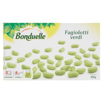 Bonduelle, fagiolotti verdi surgelati 450 g