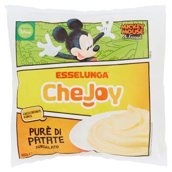 Esselunga, CheJoy purè di patate surgelato 600 g