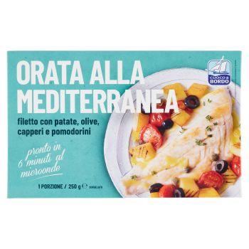 Cuoco di Bordo, orata alla mediterranea surgelato 250 g