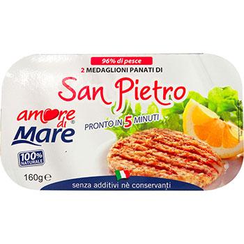 Grand Krust, gamberi argentini sgusciati devenati con codino congelati 200 g