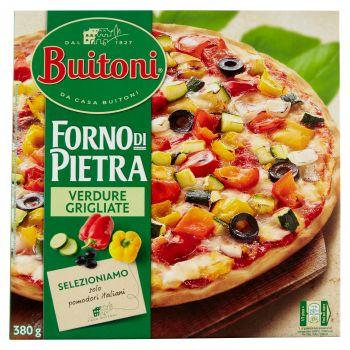 Buitoni, Forno di Pietra pizza verdure grigliate surgelata 380 g