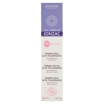 Eau Thermale Jonzac, REactive crema ricca alta tolleranza 40 ml