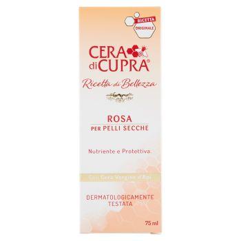 Cera di Cupra, Ricetta di Bellezza Rosa crema per pelli secche 75 ml
