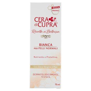 Cera di Cupra, Ricetta di Bellezza Bianca crema per pelli normali 75 ml