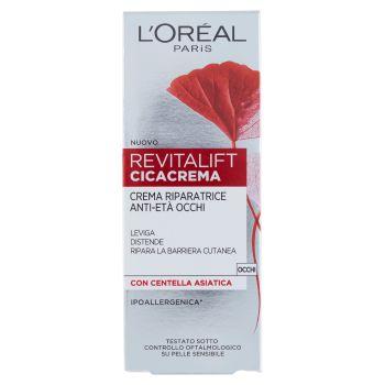 L'Oréal Paris, Revitalift cicacrema crema riparatrice anti-età occhi 15 ml