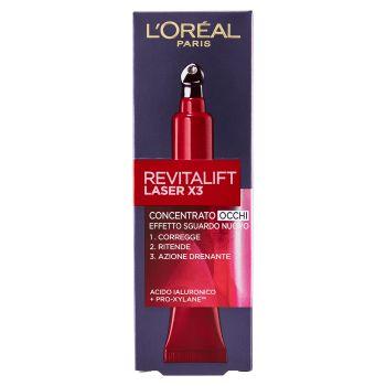 L'Oréal Paris, Revitalift Laser X3 concentrato occhi 15 ml