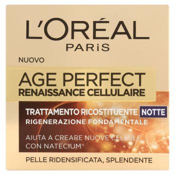 L'Oréal Paris, Age Perfect Renaissance Cellulaire trattamento ricostituente notte 50 ml