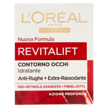 L'Oréal Paris, Revitalift trattamento anti-rughe + extra-rassodante contorno occhi 15 ml