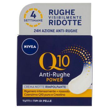 Nivea, Q10 Plus Antirughe crema notte 50 ml