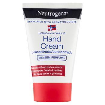 Neutrogena, crema mani concentrata non profumata 50 ml