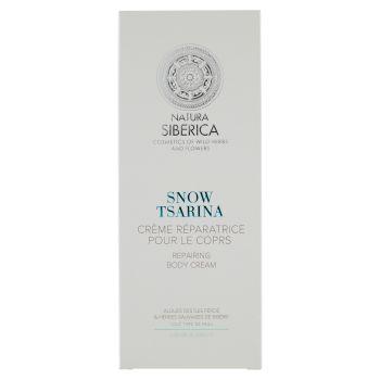 Natura Siberica Sibérie Blanche Snow Tsarina crema corpo riparatrice 200 ml