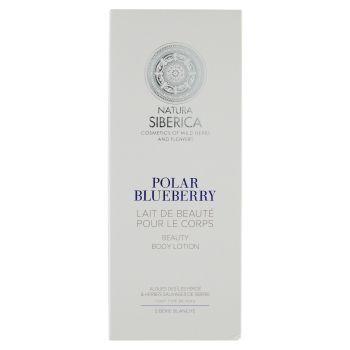 Natura Siberica, Sibérie Blanche Polar Blueberry lozione di bellezza 200 ml