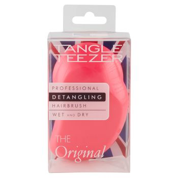Tangle Teezer the Original Professional Detangling Hairbrush Wet and Dry, colore rosa
