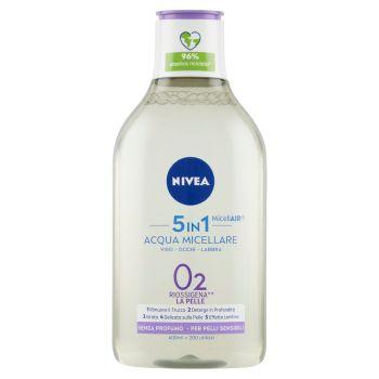 Nivea, MicellAIR acqua micellare extra-delicata pelli sensibili 400 ml
