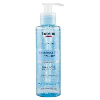 Eucerin, DermatoClean latte detergente delicato pelli secche e sensibili 200 ml
