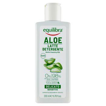 Equilibra, Aloe latte detergente 200 ml