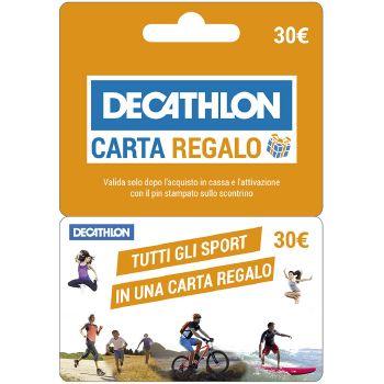 DECATHLON Gift Card da 30 Euro