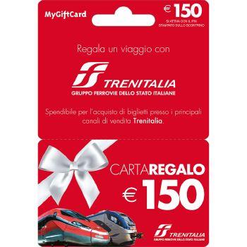 TRENITALIA Gift Card da 150 Euro