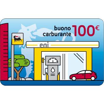 ENI Buono Carburante da 100 euro