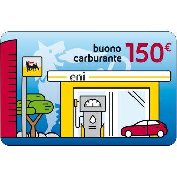 ENI Buono Carburante da 150 euro